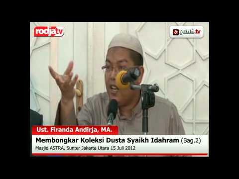 "Membongkar Kedustaan Buku ""sejarah berdarah sekte salafi wahabi"" 2/2"