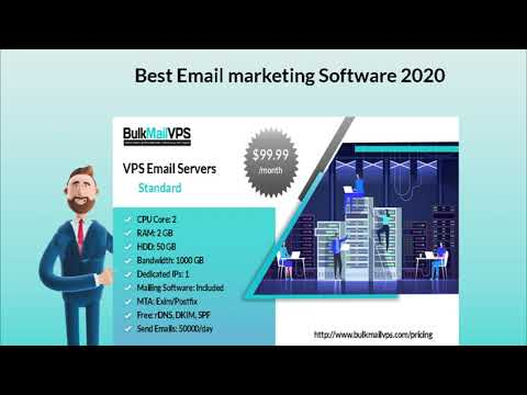 Best Email Marketing Services in 2020