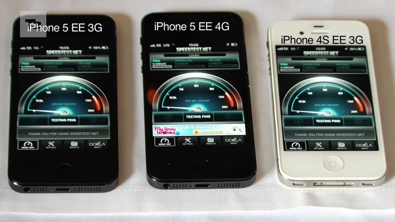 how to speed up iphone 5 iphone 5 4g uk ee speed test 19108
