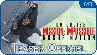 Mission:impossible :  bande-annonce 1 VF
