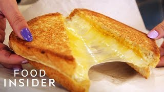 The Best Grilled Cheese In NYC   Best Of The Best