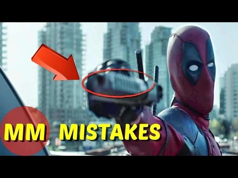 10 Biggest Biggest Deadpool MOVIE MISTAKES You Missed |   Deadpool MOVIE MISTAKES