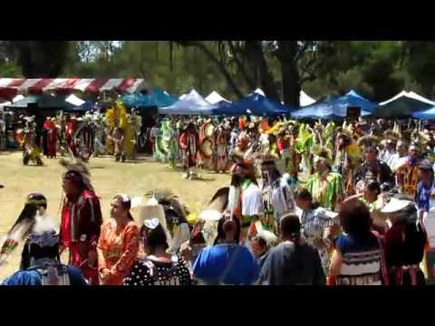 Danza di gruppo- Nativi d'America  1-3.