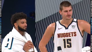 Jamal Murray & Nikola Jokic Postgame Interview - Game 7 | Nuggets vs Clippers | 2020 NBA Playoffs
