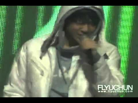 081226 Rehearsal MIROTIC    Cute Yoochun