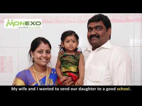 Prabhakaran - Monexo Borrower   Personal Loan for Education