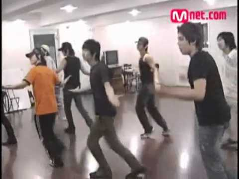 Super Junior - Happiness (dance practice)