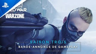 Call of duty: black ops cold war & warzone saison 3 :  bande-annonce