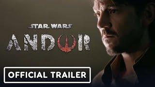 Star Wars: Andor - Official First Look Trailer (2022) Diego Luna