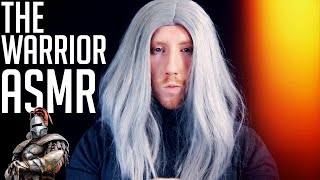 ASMR   The Warrior ⚔ Lord Commander Of The Tingle Legion Finds You Lacking! Soft Spoken [ASMR RP]