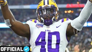 2018 Butkus Award Winner 🏆 Official Devin White Highlights 💯 Best LB in the COUNTRY