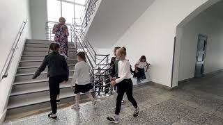 Rozpoczęcie roku szkolnego 2020/2021 w Szkole Podstawowej nr 2 w Sławnie
