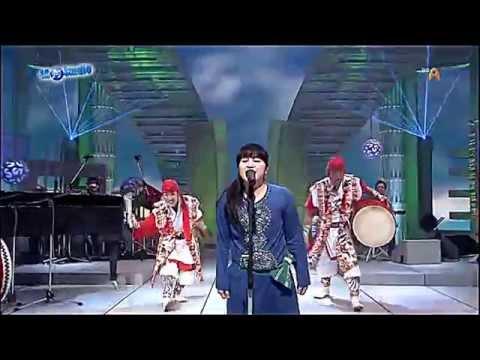 『安里屋ユンタ』 夏川りみ (琉球伝統歌舞集団チーム琉神)
