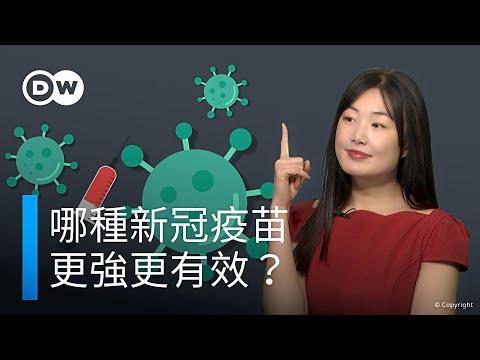 哪種新冠疫苗更強更有效?| DW一看你就懂!