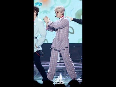 [예능연구소 직캠] 엑소 첸백시 花요일 백현 Focused @쇼!음악중심_20180421 Blooming Day EXO-CBX BAEKHYUN