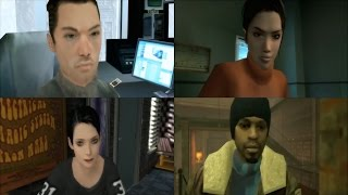 Super Best Friends Play Indigo Prophecy Compilation