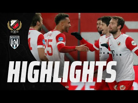 HIGHLIGHTS | FC Utrecht - Heracles Almelo