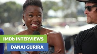Danai Gurira on Living In The Walking Dead and Black Panther Worlds