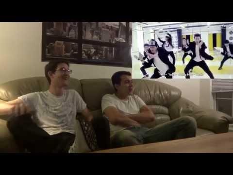 Super Junior-M - Swing Music Video Reaction, Non-Kpop Fan Reaction [HD]