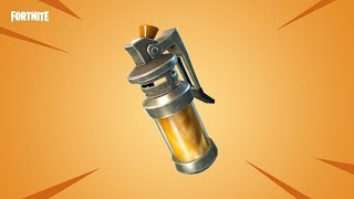 Fortnite - New Item: Stink Bomb
