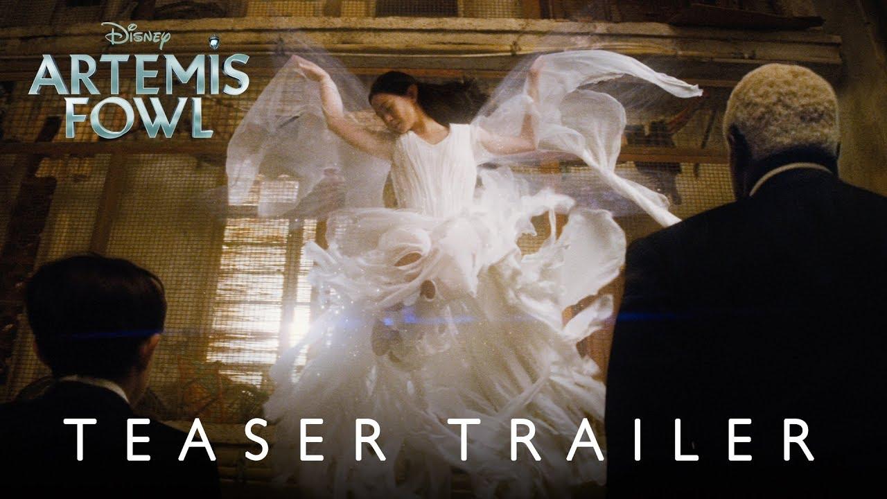 Trailer de Artemis Fowl