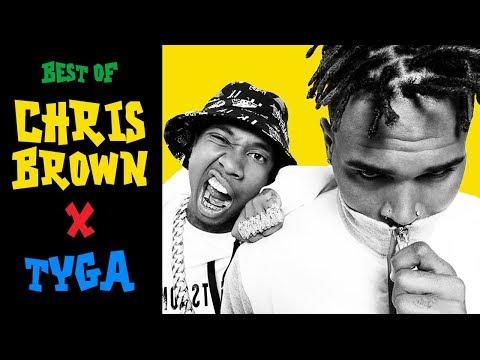 📀 Best of Chris Brown X Tyga | Hip Hop R&B Rap Songs |Urban Club Mix 2018 | DJ Noize Mixtape