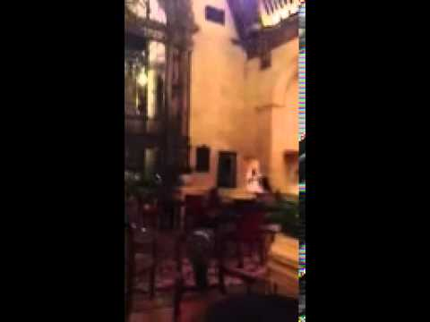 130823 f(x) Kryber (Amber/Krystal) Moment at Hotel (KCON 2013)