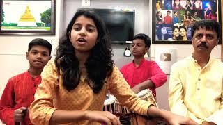 Hare krishna hare krishna krishna krishna hare hare- Ramesh Thakur, Maithili, Rishav, Ayachi