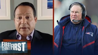 Belichick is honest about Cam's success & managing perception of Pats — Mangini | FIRST THINGS FIRST