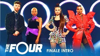 THE FINALE: The Four Finalist SMASHING Intro!   Finale   The Four
