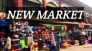 NEW MARKET VLOG-KOLKATA ESPLANADE CHEAPEST STREET SHOPPING EXPERIENCE|BIGGEST FLEA MARKET