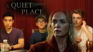 A Quiet Place: in depth review and analysis