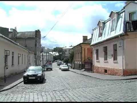 Єврейський квартал з радянськими назвами