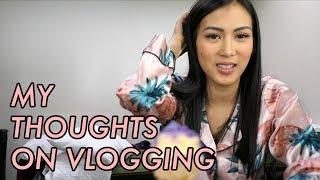 Being a Vlogger by Alex Gonzaga