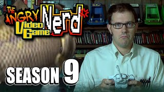 Angry Video Game Nerd - Season 9 (AVGN Full Season Nine)