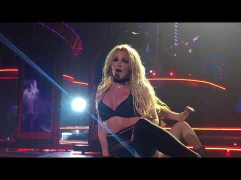 Britney Spears HD Breathe On Me at Piece Of Me September 2nd Las Vegas