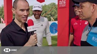 USA vs Europe: Incredible Golf Accuracy Challenge ft Johnson, Kuchar, Stenson and Rose