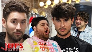 WE AUDITIONED FOR A REALITY TV SHOW | Jeff's Barbershop