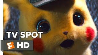 Pokémon Detective Pikachu Sneak Peek (2019) | Movieclips Trailers