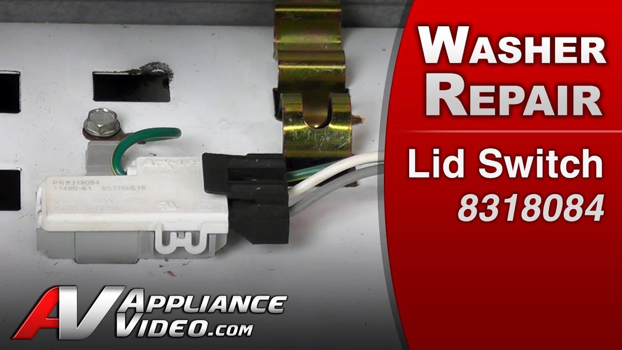 Washer Repair On Lid Switch Repair Amp Diagnostic