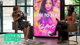 "Niecy Nash Discusses The New Season Of ""Claws"""