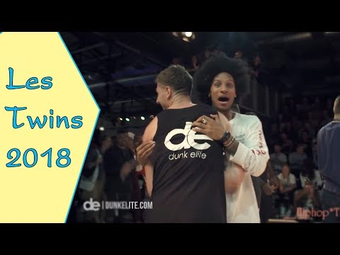 New Les Twins 2018 - Best Momment and Random Battle - Les Twins Battle