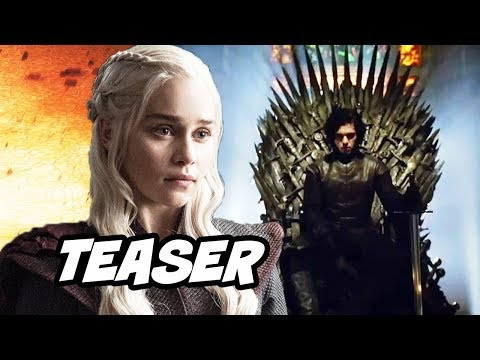 Game Of Thrones Season 8 Daenerys Teaser Explained