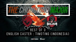 "[ENG] ""Dota2 Live""  Tigers vs BOOM.ID  - BO3 - THE CHONGQING MAJOR"
