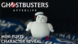 GHOSTBUSTERS: AFTERLIFE - Mini-Pufts Character Reveal - In Cinemas November