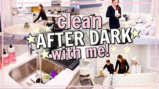 NIGHT TIME CLEANING ROUTINE 2020