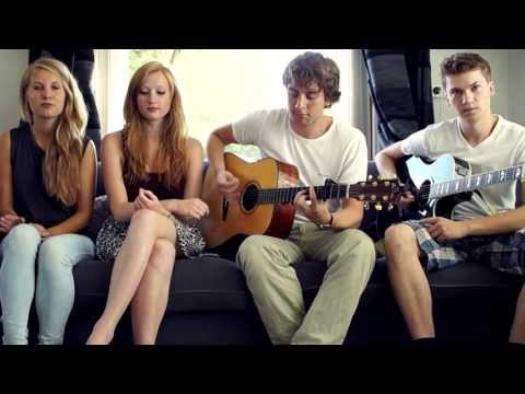 Baixar Wake Me Up -- Avicii ft. Aloe Blacc (Cover by Carlijn & Merle) ft. Kjelt and Tom