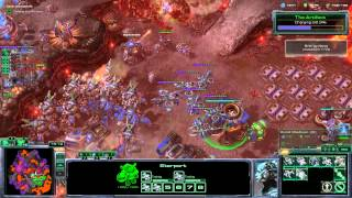 Starcraft 2: Wings of Liberty - All In (Ground) - YouTube