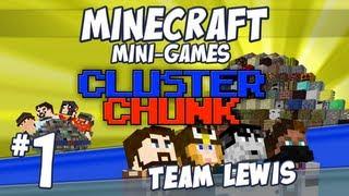 Minecraft Cluster Chunk - Team Lewis #1