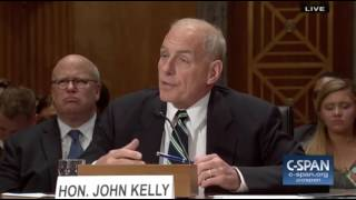 """John Kelly Calls Out Dem Senator: """"This is BS What You're Doing"""""""